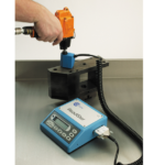 readstar II torque data collector testing a power tool