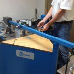 calibration equipment in a laboratory
