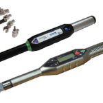 The digital torque wrench range from Crane including the IQWrench2 and WrenchStar Multi