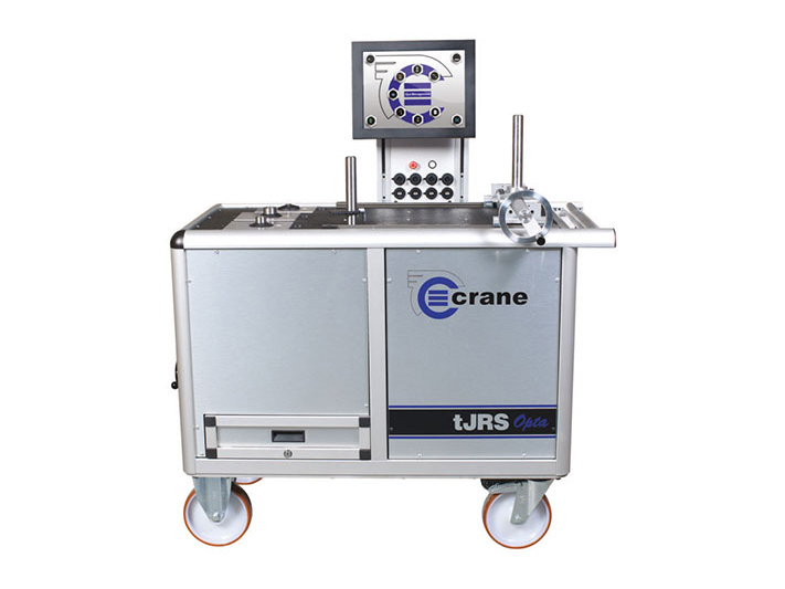 Electronics Test Bench : Tjrs joint simulator bench crane g