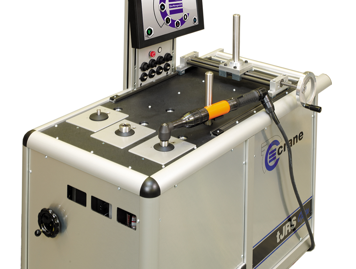 Electronics Test Bench : Tjrs opta joint test bench